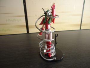 聖闘士星矢のフィギュア