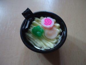 セリア 昔なつかしの昭和レトロ雑貨シリーズ なつかし食堂 麺類 (2)