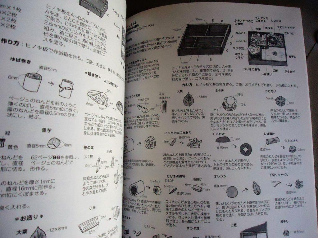 ミニチュア制作の本と、海洋堂の本