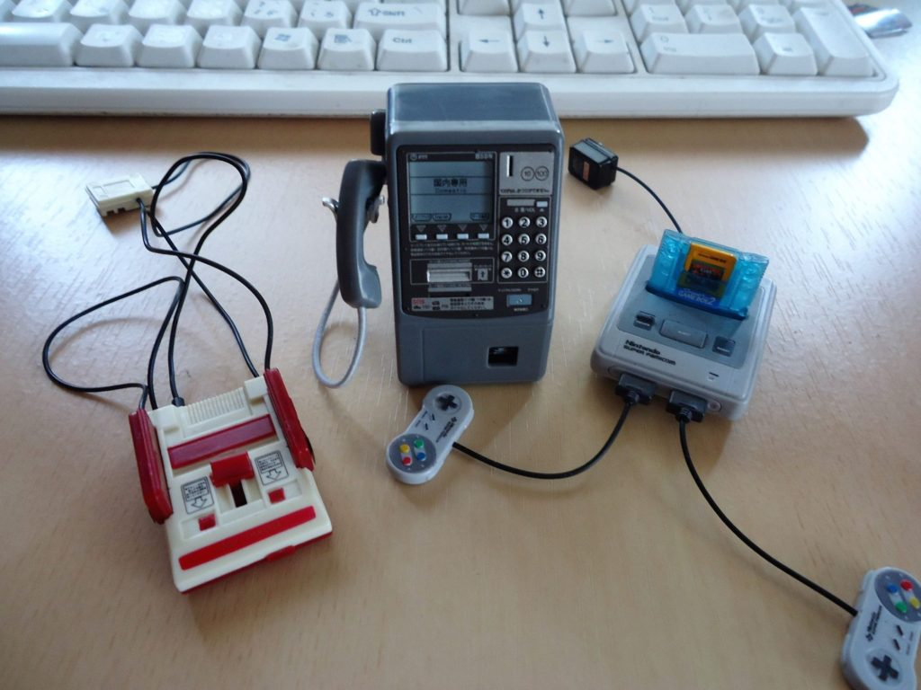 NTT東日本 公衆電話ガチャコレクション