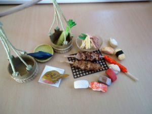 メルカリで購入した手作りミニチュア