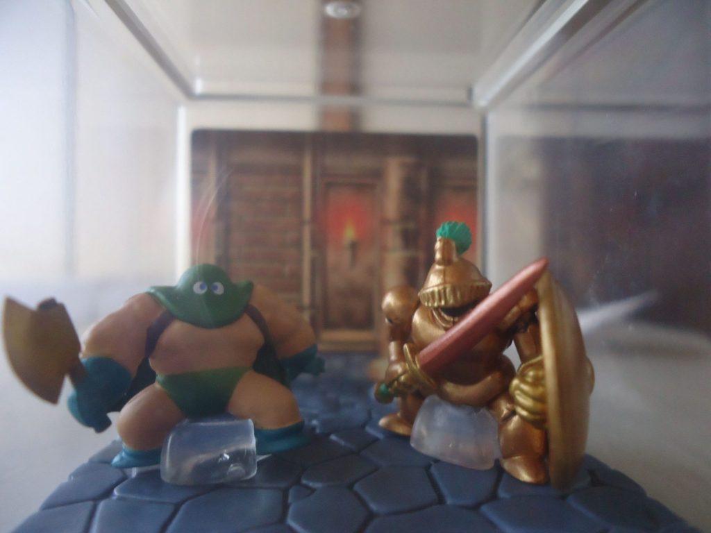 ドラゴンクエスト ミニミニジオラマコレクション モンスターパーク