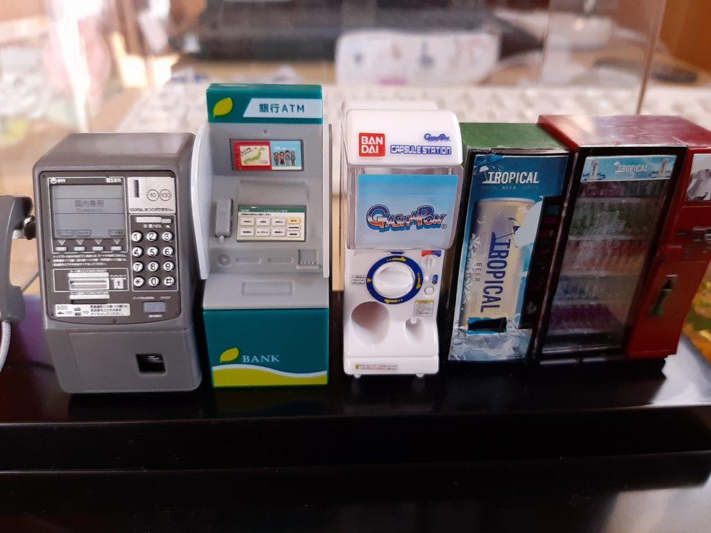 Mini ATM マスコット