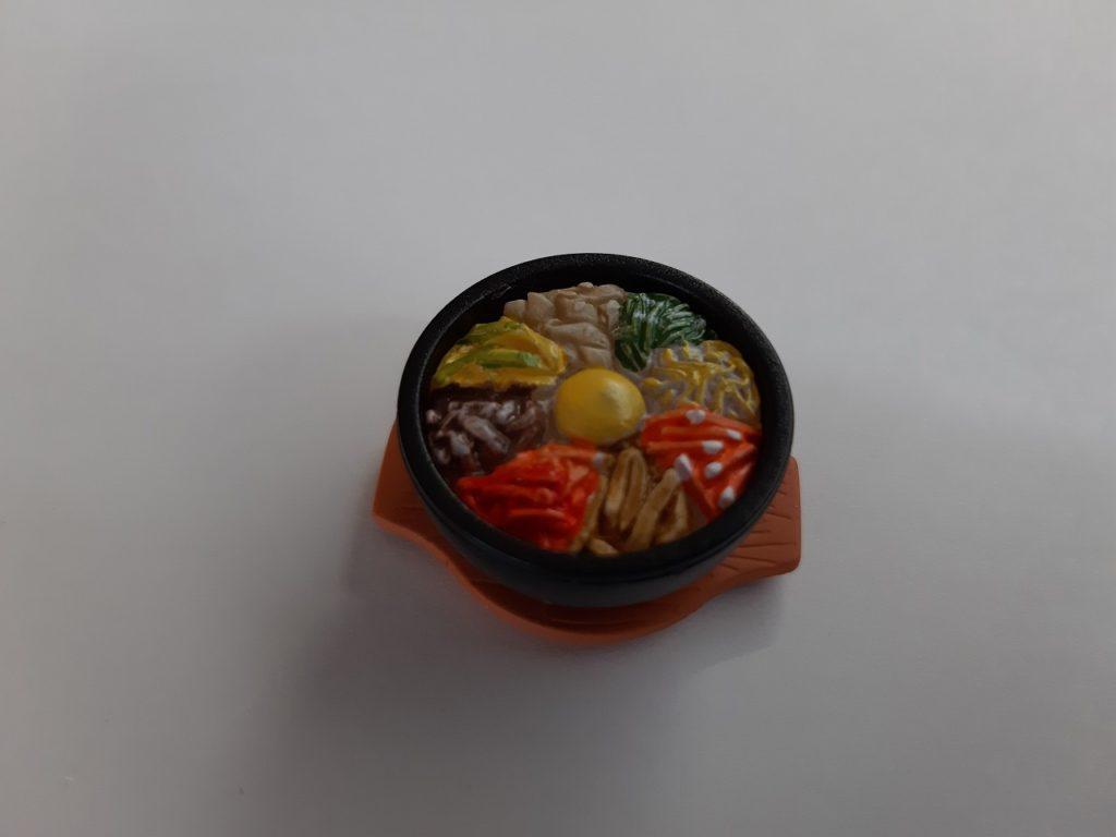 本場 韓国料理 ディスプレーフィギュア