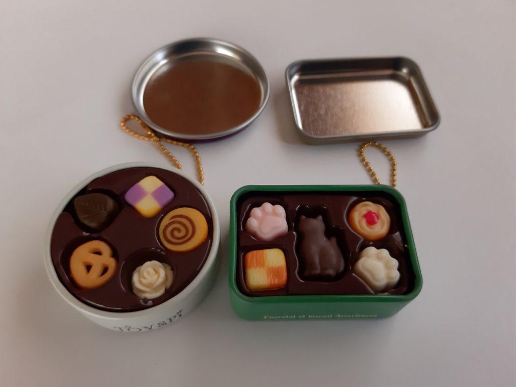 超リアル!缶入りチョコ&クッキーマスコット