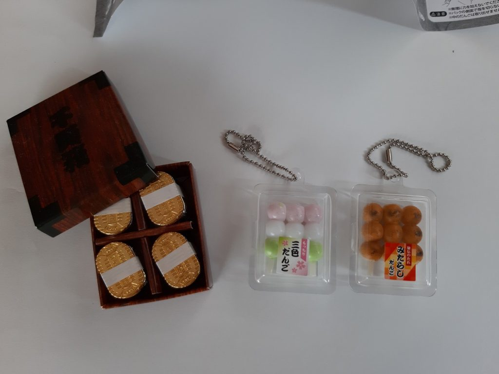 パック入り 串つきだんご BC6